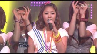 [HQ] Koyote - Nonsense (Inkigayo | June 21, 2009) thumbnail
