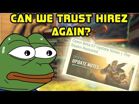 Cards Unbound Removed - Can We Trust Hirez Again???