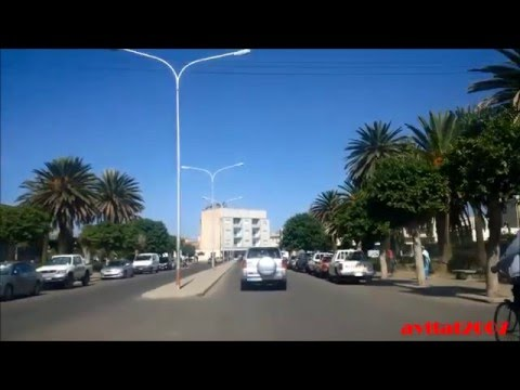 Driving Around Asmara, Eritrea – P1