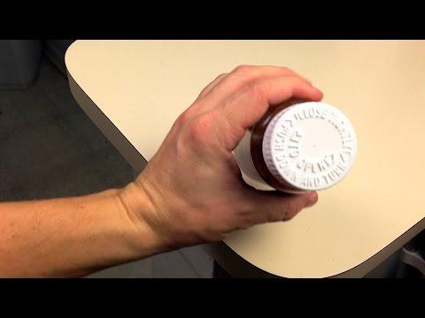 life-hack--convert-child-resistant-bottle-caps-into-regular-caps-in-one-step!