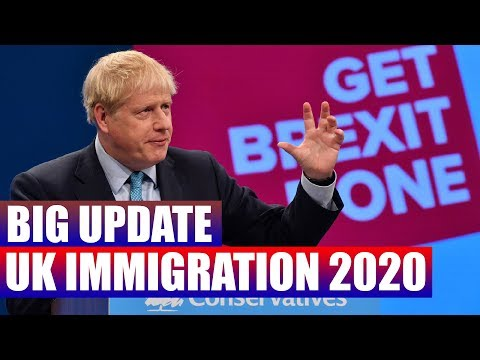 UK IMMIGRATION & VISA NEW RULES 2020 | International Students Visa | Study In UK | Study Abroad UK