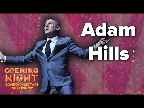 Adam Hills - 2015 Opening Night Comedy Allstars Supershow