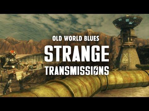 Old World Blues 2: Strange Transmissions - Fallout New Vegas Lore