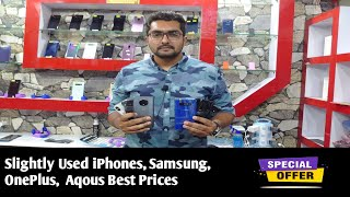 Special Offers Used iPhone XS, XS Max, X | Samsung S9, S10 5G, Note 8 |Used OnePlus | Aqous