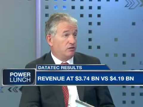 Datatec full year results with CEO, Jens Montanana.