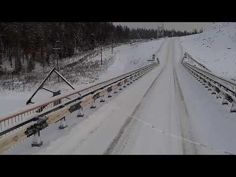 С Усть-кута на Якутию дорога по Трубе  Сургутнефтегаза