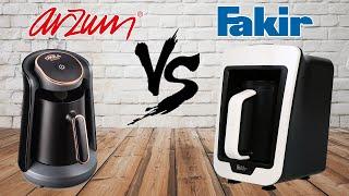 Fakir Kaave VS Arzum OKKA Minio OK004 Kahve Makinesi Kıyaslama ve Özellikleri