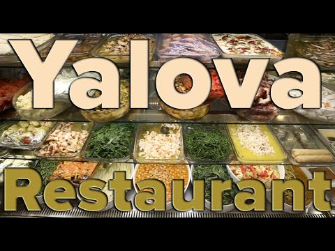 Canakkale, Turkey: Yalova Restaurant