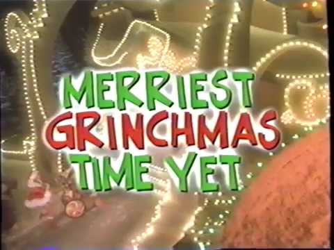 How The Grinch Stole Christmas 2000 Vhs.Dr Seuss How The Grinch Stole Christmas 2000 Rio Theatre
