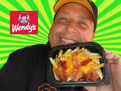wendy's-baconator-fries-review!