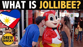 WHAT IS JOLLIBEE? (Philippines)