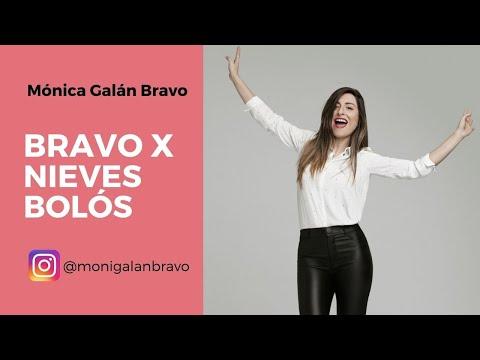 Bravo x Nieves Bolós, psicóloga y experta en personal training