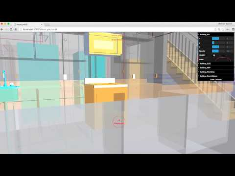 3D Model Integrated Facility and Asset Management Data