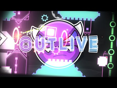 Outlive By DHaner 100% (DEMON) | Geometry Dash 2.1 [Mobile]