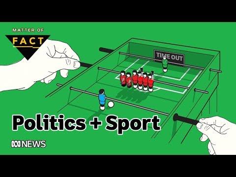Should politics and sport ever mix?