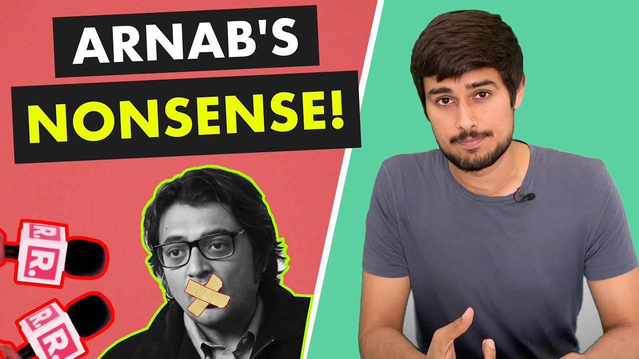 Download The Problem with Arnab Goswami | Opinion by Dhruv Rathee