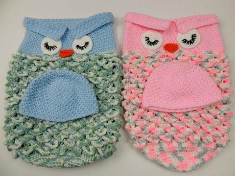 Crochet: Cocoom Buho - YouTube
