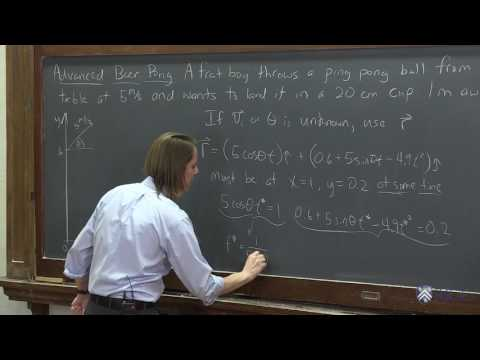 Introduction to Mechanics, Part 1 | RiceX on edX | Course About Video