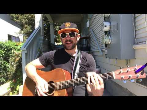 Santa Monica By Everclear, Sung By Ben Kramarz 4/26/20 Berkeley, CA