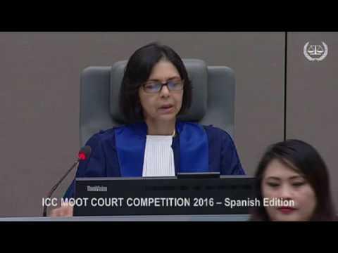 Concurso CPI de Simulación Judicial - 03 Junio 2016 - PARTE 1