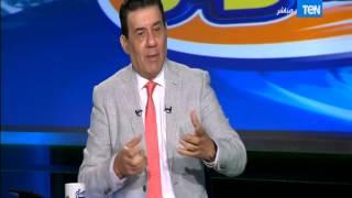 مساء الأنوار - لقاء مع كابتن أسامة عرابي و عصام مرعي وتحليل لمباريات الأهلي والزمالك في كأس مصر