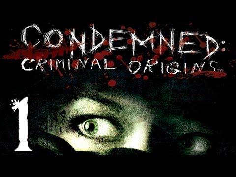 Condemned Criminal Origins Playthrough - Part 1 - Crime Scene Investigation