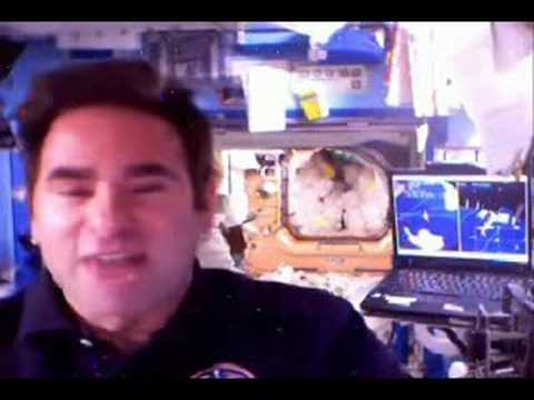 Ask Astronaut Greg Chamitoff: Scuba for Space?