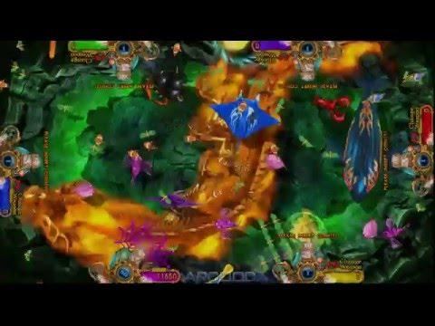 Ocean King 2: Ocean Monster - Gameplay