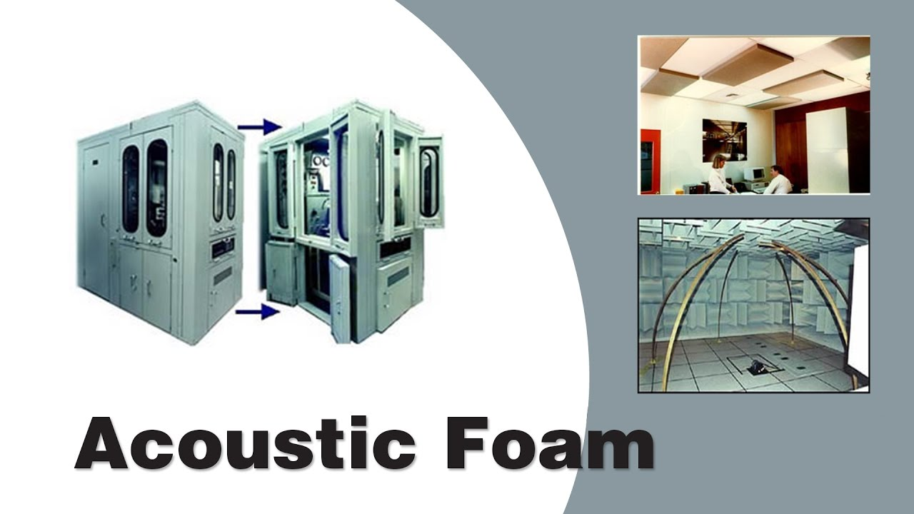 Acoustic Foam Manufacturers, Suppliers, and Industry Information