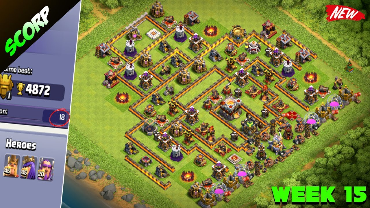 clash of clans th11 top 5 epic fails troll base edition week 15 youtube. Black Bedroom Furniture Sets. Home Design Ideas