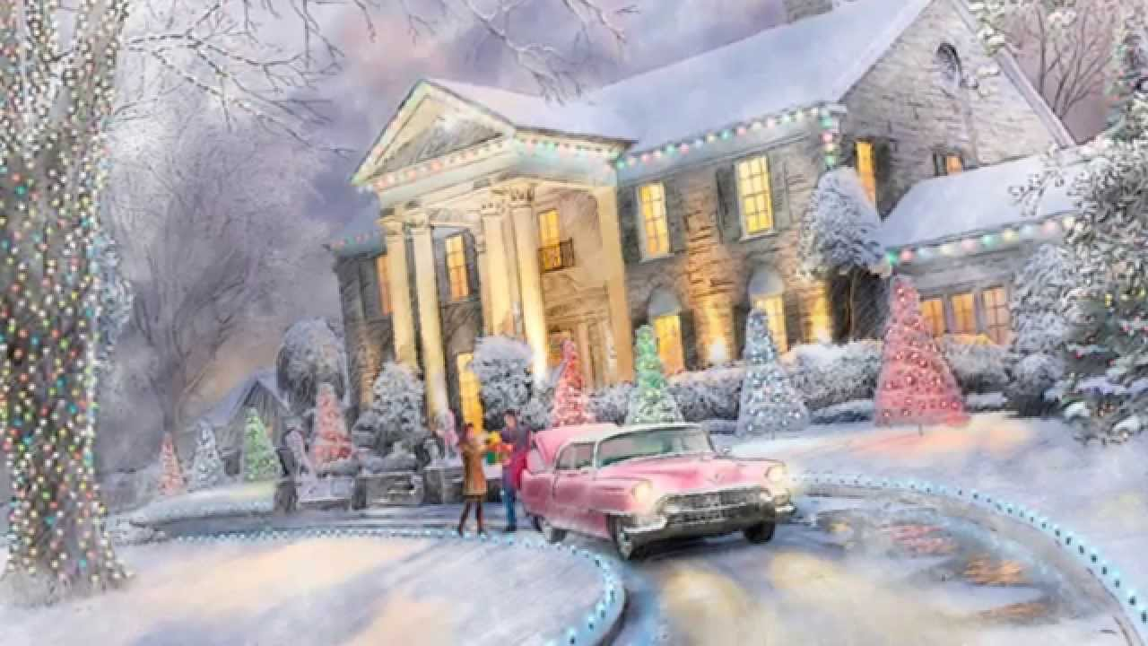 White Christmas-Elvis Presley - YouTube