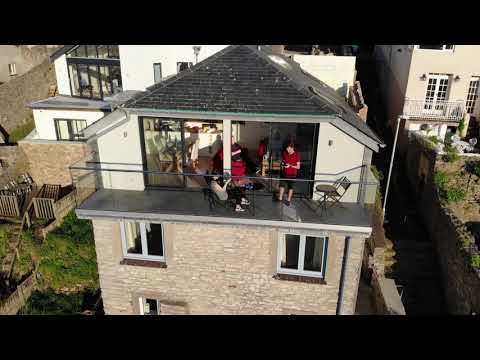 Brixham by Drone - 4K