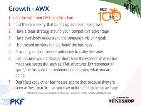 Mindshop: Making Growth A Reality in 2014