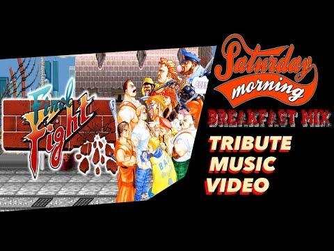 Final Fight Tribute Music Video