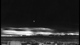 Ansel Adams Most Famous Photograph: Moon Over Hernandez