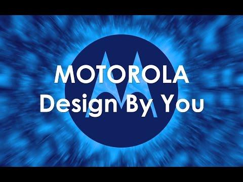 Motorola MOTO X Design By You
