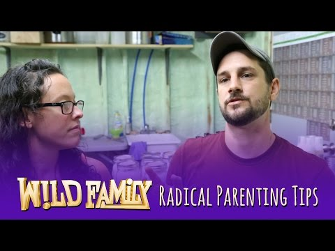 """Allow For Divine Alignment."" - Radical Parenting Tips by Wild Family"