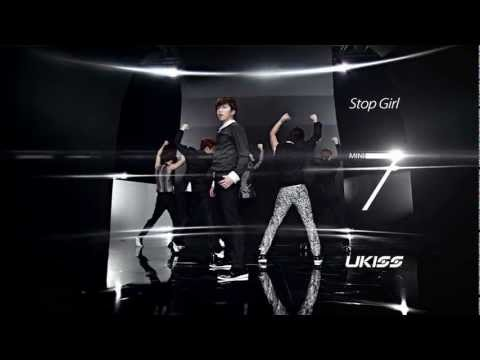 U-KISS 'Stop Girl' M/V Color Full ver.