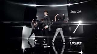Download Video U-KISS 'Stop Girl' M/V Color Full ver. MP3 3GP MP4
