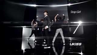 Download U-KISS 'Stop Girl' M/V Color Full ver.