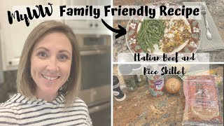 MyWW FAMILY FRIENDLY RECIPE //  SUPER EASY // REAL FOOD INGREDIENTS