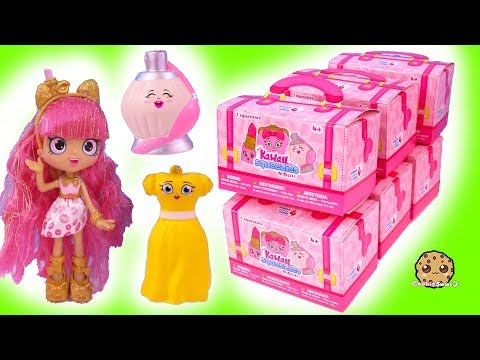 Squishy Beauty Products ! Series 4 Kawaii Squeezies Surprise Blind Bags