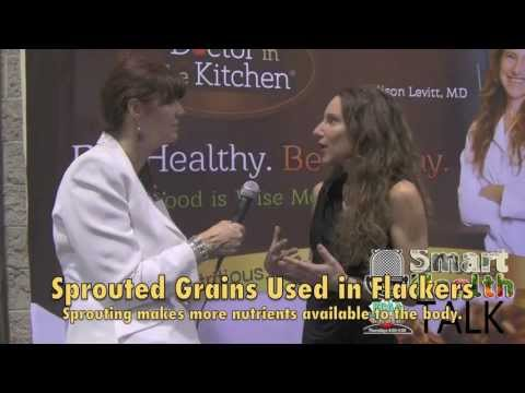 Dr. Alison Levitt On Importance of Sprouted Whole Grains & Organic