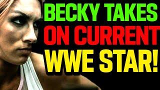 WWE News Becky Lynch Takes On WWE Star WWE Advertised The Fiend s Return Edge Return AEW News