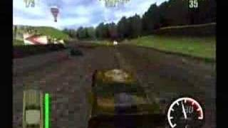 Demolition Racer No Exit - Dreamcast