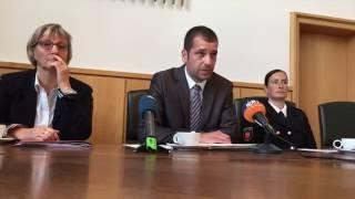 MT-NEWS: Pressekonferenz der Polizei CLP am 1. September 2016
