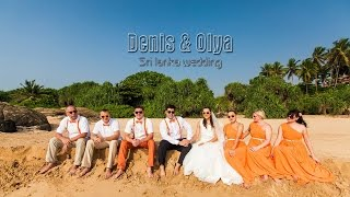 sri lanka wedding Denis&Olya