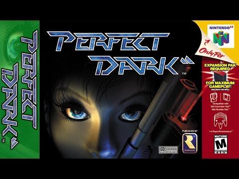 Perfect Dark Original Soundtrack