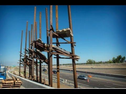 Blackfoot-Inspired Calgary Art Installation