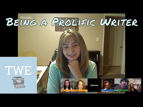 The Writer's Edge: Developing Prolific Writing Prowess